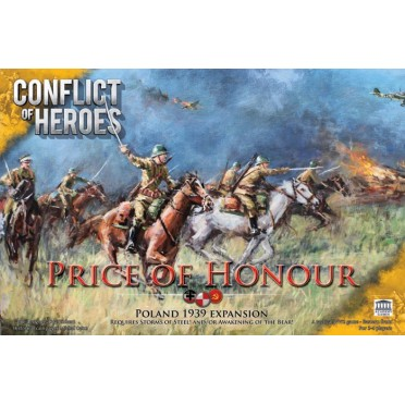Conflict of Heroes - Price of Honour - Poland 1939