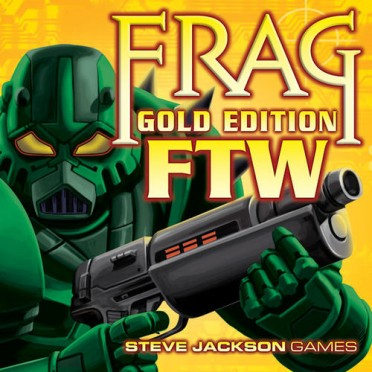 Frag Gold Edition : Extension FTW