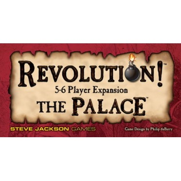 Revolution - The palace !