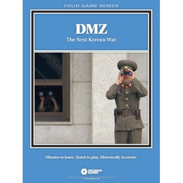 Folio Series : DMZ The Next Korean War