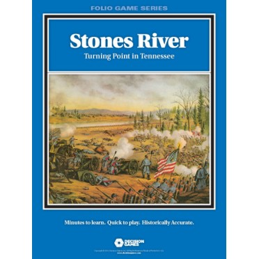 Folio Series : Stones River: Turning Point in Tennessee
