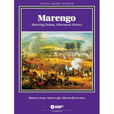 Folio Series: Marengo Morning Defeat Afternoon Victory