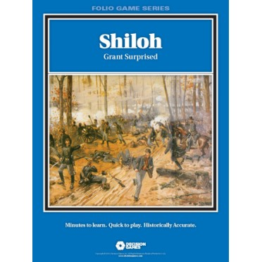 Folio Series: Shiloh - Grant Surprised