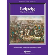 Folio Series : Leipzig: Napoleon Encircled