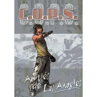 COPS - Saison 1 - Amitiés de Los Angeles