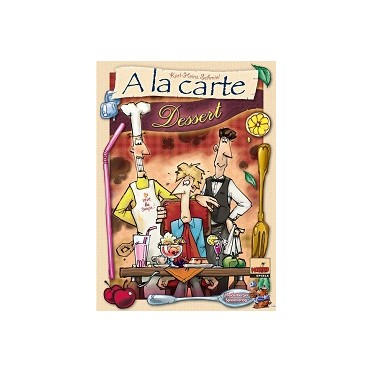 A la Carte : Ext. Dessert VF
