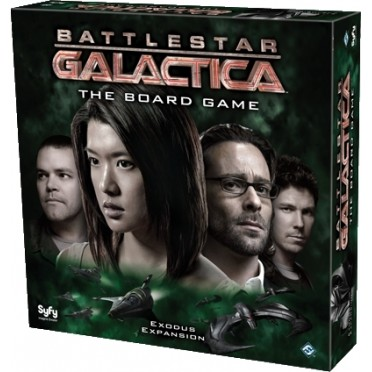 Battlestar Galactica - Exodus Expansion