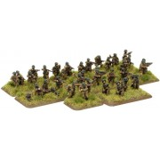 French -Fusiliers Platoon w/3 squads