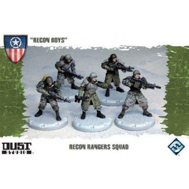Dust Tactics: Recon Boys