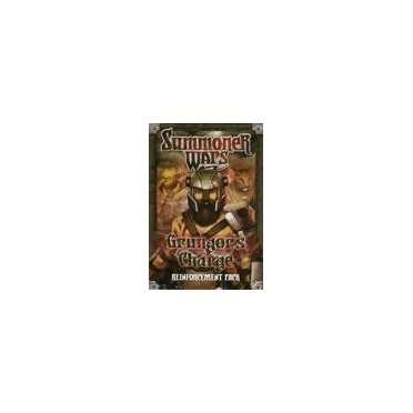 Summoner Wars - Grungor's Charge Reinforcement Pack