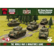 RU - M4 76mm Sherman Tankovy Company