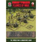BR - Field Battery Royal Artillery