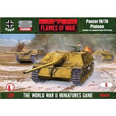GE - Panzer IV/70 Platoon
