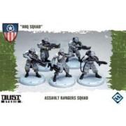 Dust Tactics: BBQ Squad