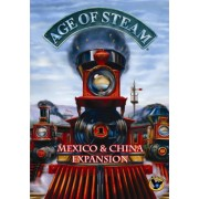 Age of Steam - Mexico-China