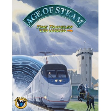 Age of Steam - The Time Traveler Expansion