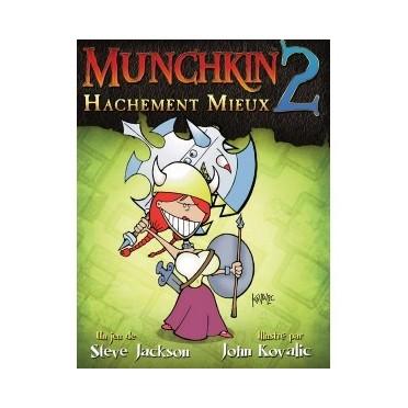 Munchkin 2 : Hachement Mieux !