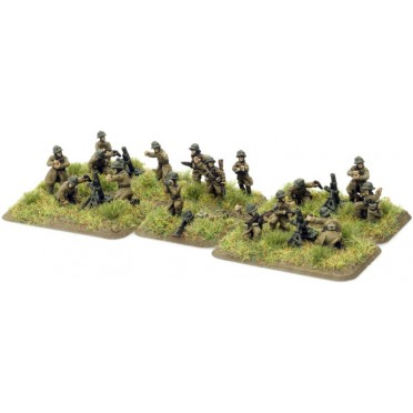 French - Mortar Platoon