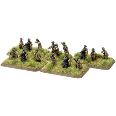 French - Machine-gun Platoon