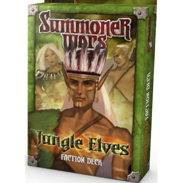 Summoner Wars - Jungle Elves Faction Deck