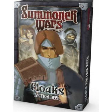 Summoner Wars - Cloaks