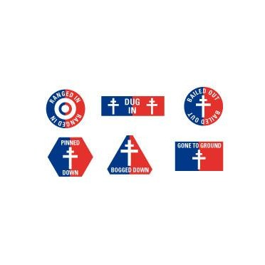 French - Free French Token Set