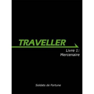 Traveller - Mercenaire