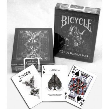 Guardians - Bicycle - 54 Cartes