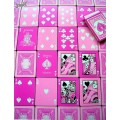 Pink - Bicycle - Jeux de 54 Cartes 1