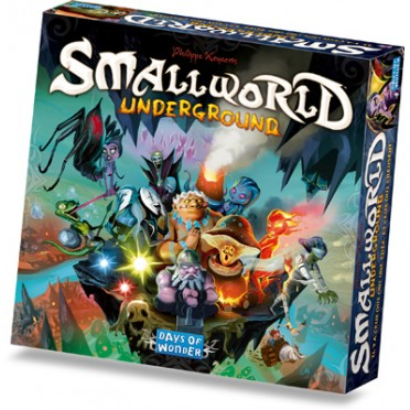 Small World Underground VF