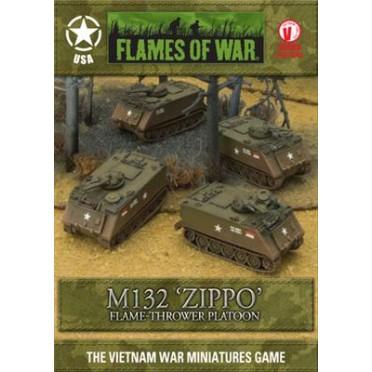 US M132 Zippo