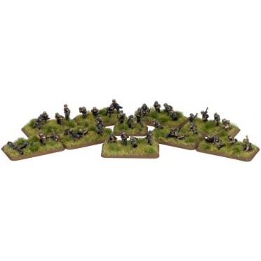 Fallschirmjägerkompanie Platoon