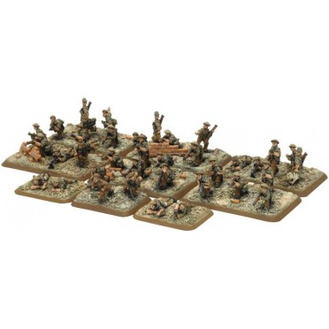 BR Commonwealth Rifle Platoon