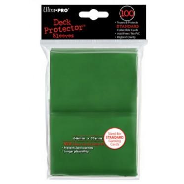 100 Deck Protector vert Regular Size