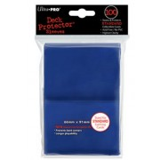 100 Deck Protector bleu Regular Size
