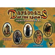 Defenders of the Realm - Hero Expansion 1