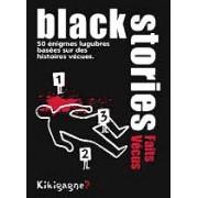 Black Stories Faits Vécus