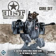 Dust Tactics Revised Core Set