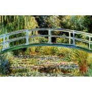 Le pont japonais - Monet -80 pièces