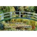 Le pont japonais - Monet -80 pièces 0