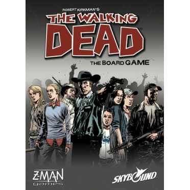 The Walking Dead : The Boardgame