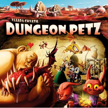 Dungeon Petz VF