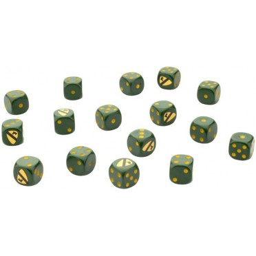 1st Cavalry Division (Airmobile) Dice Set