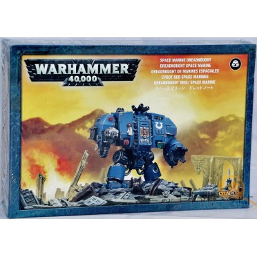 W40K : Adeptus Astartes Space Marines - Dreadnought