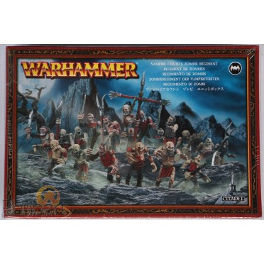 Age of Sigmar : Death - Zombies