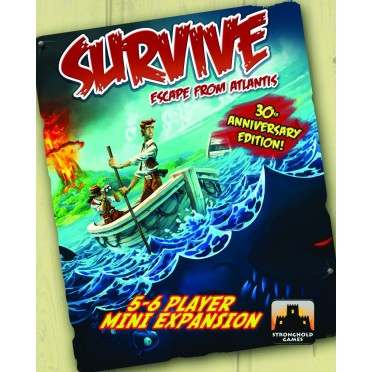 Survive : 5-6 Player Mini Expansion