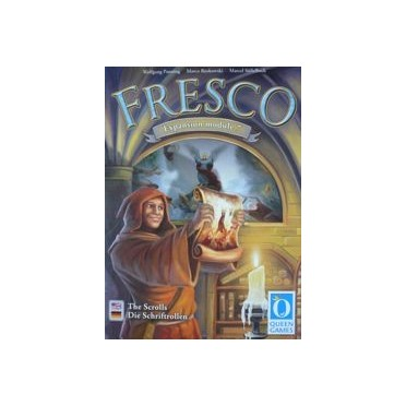 Fresco : Extension The Scrolls (Module 7)