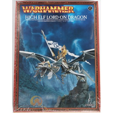 Age of Sigmar : Order - Dragonlord / Archmage on Dragon