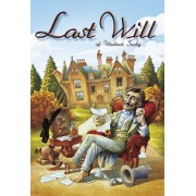 Last Will (Anglais)
