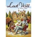 Last Will (Anglais) 0